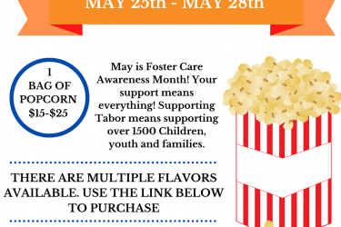 Pop Corn Fundrasier